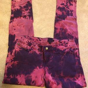 Tie dye Tripp pants